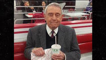Dan Rather Waxes Poetic After His First In-N-Out Burger