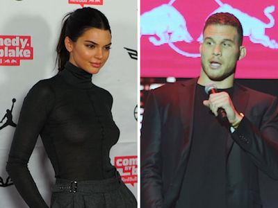 Blake Griffin Crushes Comedy Show, But All Eyes on Kendall Jenner