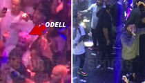 Drake Jumps on Stage with Lil Wayne at Club, OBJ in the House