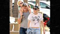 Anna Faris and Son Out With Her New Boyfriend
