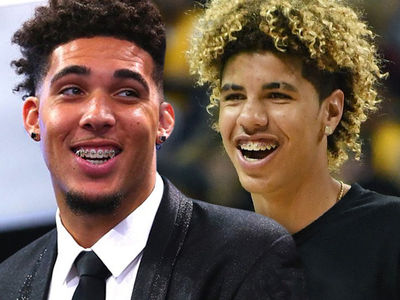 LiAngelo & LaMelo Ball Sign Pro Contracts with Lithuanian Team