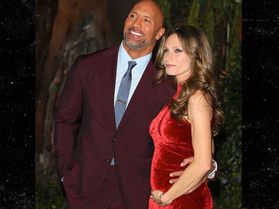 Dwayne 'The Rock' Johnson and Pregnant GF Debut Baby Bump