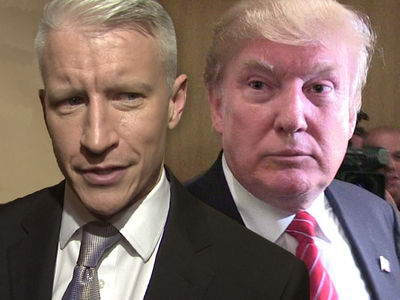 Anderson Cooper's Assistant Partially Responsible for Trump-Bashing Tweet