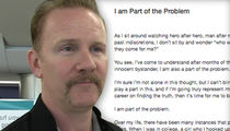 Morgan Spurlock Admits He's Part of Sexual Harassment Problem, Cites Past Rape Allegation