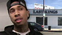 Tyga Lost More Than $50k When Burglars Hit His Store
