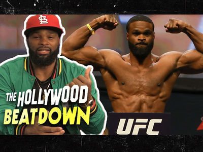 UFC's Tyron Woodley Says He's Set for Surgery, Wants GSP for Return Fight