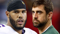 Vikings' Anthony Barr Gets Violent Hate Mail for Aaron Rodgers Injury