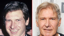 Harrison Ford -- Good Genes or Good Docs?