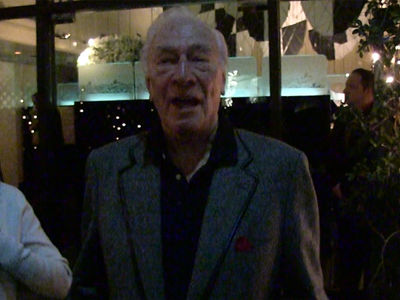 Christopher Plummer Says He Was Perfect Guy to Replace Kevin Spacey