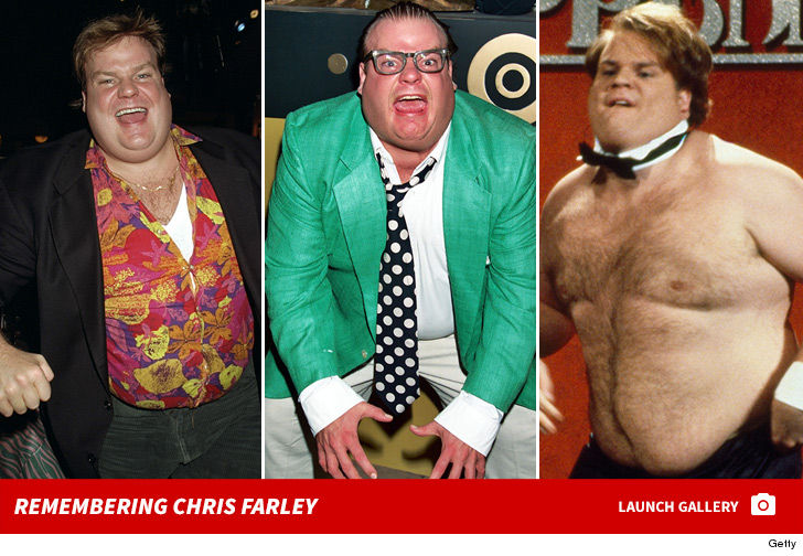 chris farley overdose