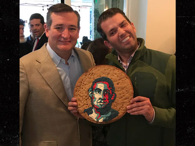 Donald Trump Jr.'s Obama Cookie Pisses Off Restaurant Owner