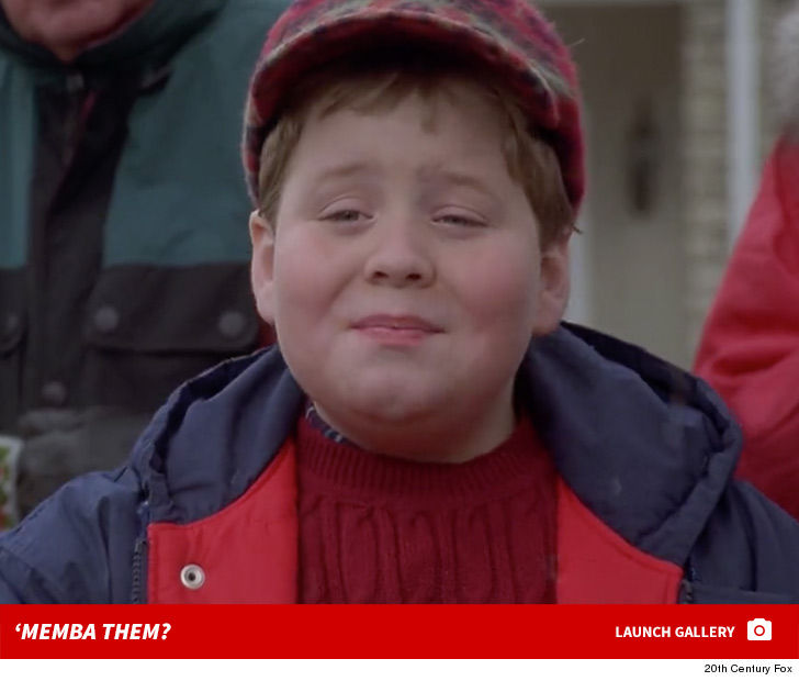 little johnny in jingle all the way memba him tmz com