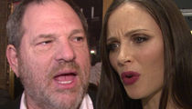 Harvey Weinstein's Prenup Says Georgina Gets $12 Million If She Divorces Him Today