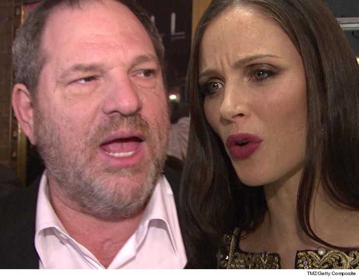 Harvey Weinstein S Prenup Says Georgina Gets 12 Million