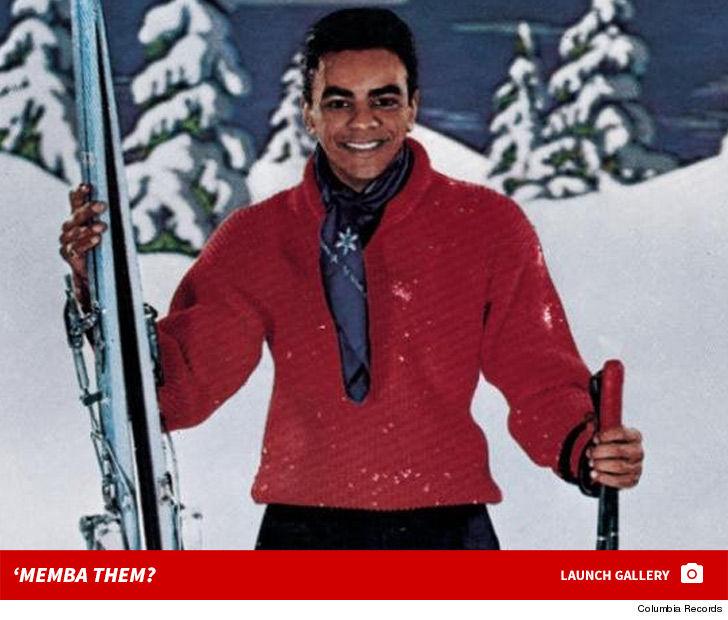 christmas crooner johnny mathis memba him - Johnny Mathis Merry Christmas