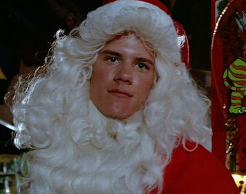 Robert Brian Wilson is best known for playing the killer kid Billy -- who goes on a killing spree dressed as Kris Kringle -- in the 1984 santa slasher 'Silent Night, Deadly Night.'