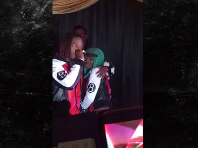 Fetty Wap Surprises GF at Fashion Show with $100k Investment