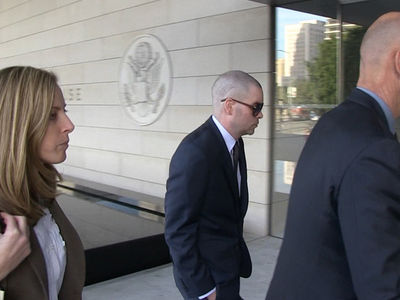 Mark Salling Officially Enters Guilty Plea in Child Porn Case