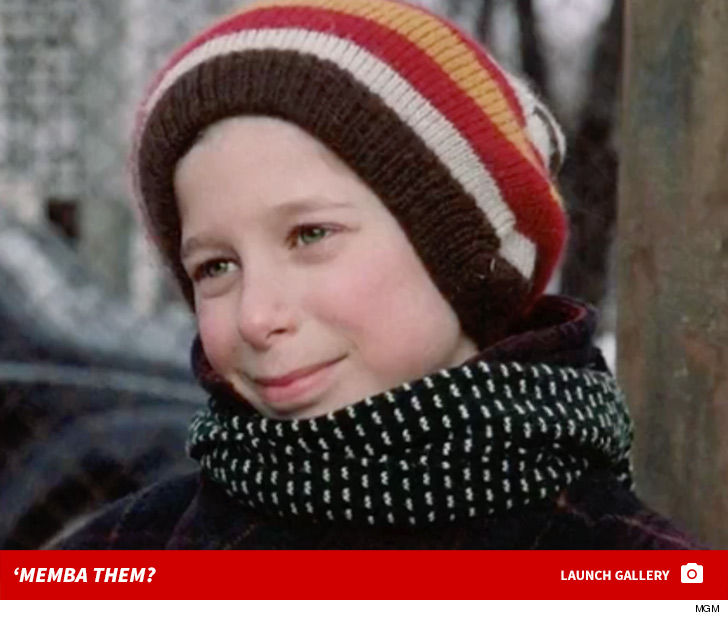 ... is best known for playing the triple-dog daring Schwartz -- opposite Scott Schwartz as Flick -- in the 1983 holiday movie staple 'A Christmas Story.