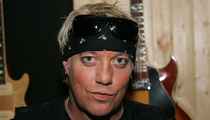 Warrant Singer Jani Lane's Estate Sued by His Managers