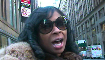 'Basketball Wives' Star Jennifer Williams Accused of Slashing Ex's Tires (UPDATE)