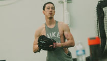 MLB Star Tim Lincecum Resurfaces ... And He's RIPPED (UPDATE)