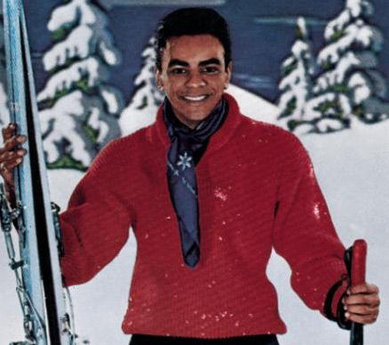 With songs like 'It's beginning to look A Lot Like Christmas,' 'It's the Most Wonderful Time of the Year' and 'Have Yourself a Merry Little Christmas' singer Johnny Mathis is now iconically known as one of the voices of the holiday season.