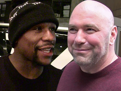 Floyd Mayweather In Talks for UFC Fight, Dana White Says