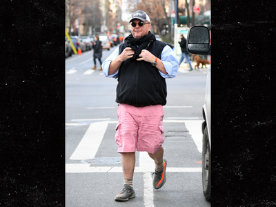 Mario Batali Seen Out for First Time Amid Sexual Misconduct Allegations Wearing Yeezys