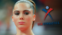McKayla Maroney Sues Dr. Larry Nassar, USA Gymnastics