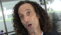 Kenny G on Golfing with Trump: He's Legit, But 'I'm Better!'