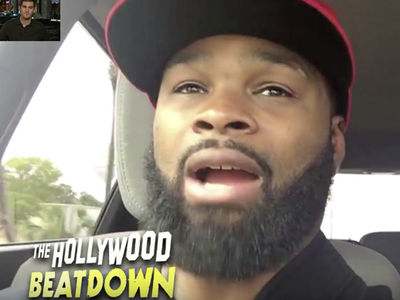 Tyron Woodley to Floyd Mayweather: I'll Train You for UFC Fight!