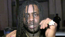 Chief Keef's a Wanted Man Again Over Fender Bender