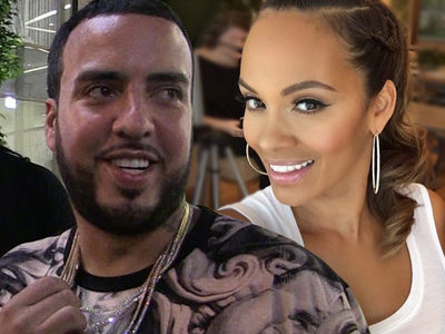 ... French Montana Gets Romantic on First Date with Evelyn Lozada