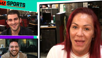 UFC's Cris Cyborg Says She's Open to 'Dancing with the Stars'