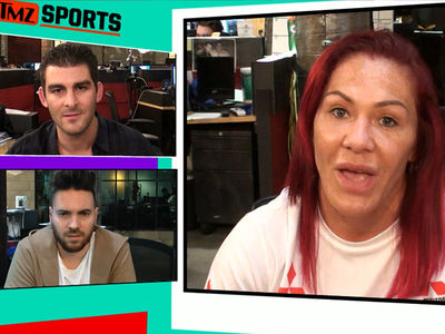 Cris Cyborg: Holly Holm Should Be Afraid