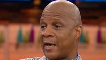 Darryl Strawberry On Sex Addiction: I Used to Bang Between Innings