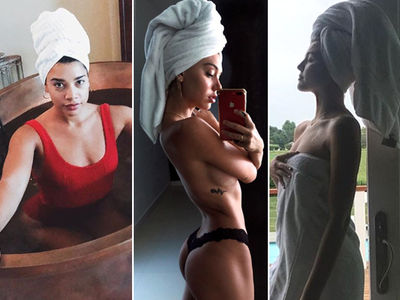 Babes in Towels ... Wrap Up 2017!