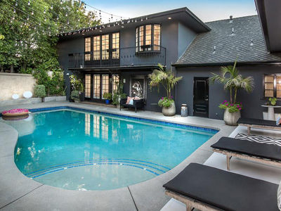 Calvin Harris Buys New L.A. Home From Another Famous DJ