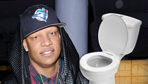 Charlie Villanueva Gets Toilet Xmas Miracle