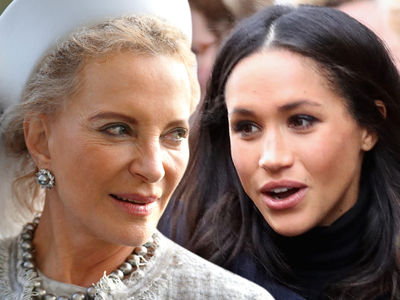 Princess Michael 'Very Sorry' for Racist Brooch at Meghan Markle Lunch