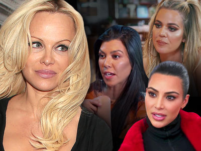 Pamela Anderson Hands The Kardashians An Anti-Fur Ultimatum