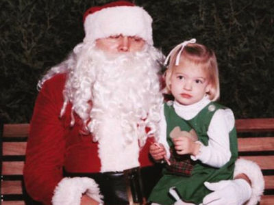 Guess Who This Festive Little Lady Turned Into!