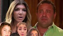 Teresa Giudice and Kids Can't Visit Joe in Prison for Christmas