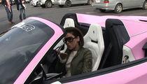 'RHOC' Star Peggy Sulahian Celebrates Cancer-Free Milestone with Pink Ferrari