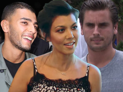 Kris Jenner's Christmas Eve Bash Guest List Includes Scott Disick and Kourtney's BF