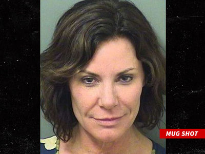 'RHONY' Luann de Lesseps Checks Into Rehab After Drunken Arrest