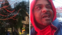 Rapper Jim Jones' Mom's House Burned Down on Christmas
