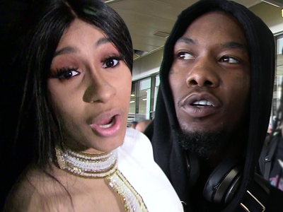 Cardi B Threatens Legal Action Against Offset's Hackers