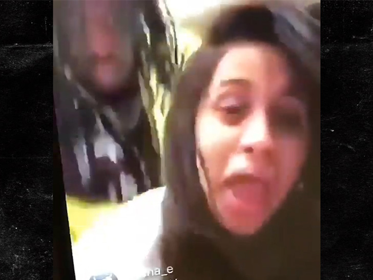 Cardi Bs Live Sex Video With Offset Isnt Real Update